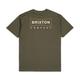 BRIXTON BRIXTON M'S WEDGE S/S STANDARD TEE