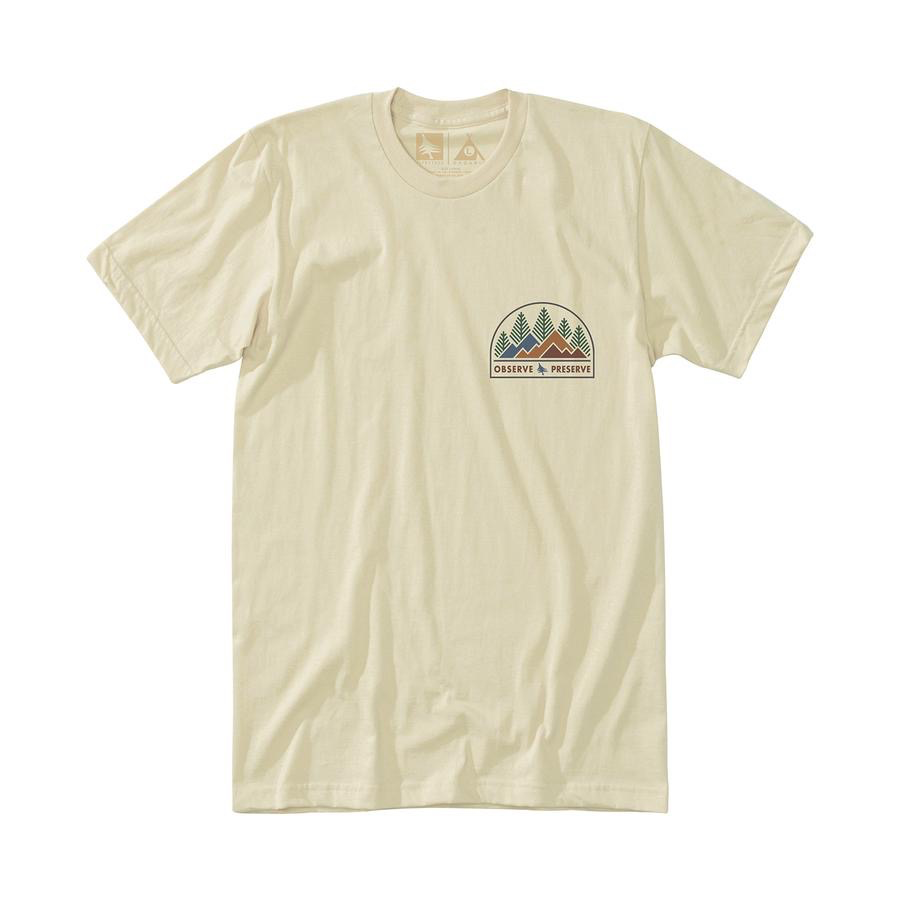 HIPPY TREE HIPPYTREE M'S OBSERVATION TEE