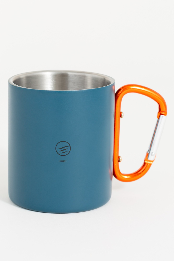 UNITED BY BLUE UNITED BY BLUE PASSING THROUGH 10oz CARABINER CUP
