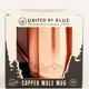 UNITED BY BLUE UNITED BY BLUE FIR SURE 14oz COPPER MUG