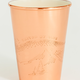 UNITED BY BLUE UNITED BY BLUE MOUNTAIN GAZE 16oz ENAMEL LINED COPPER TUMBLER