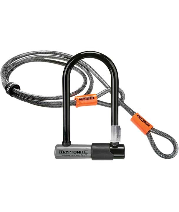 OGC KRYPTONITE KRYPTOLOK MINI-7 W/ 4 FT CABLE