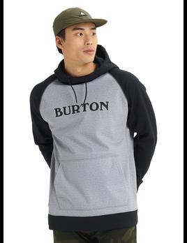 BURTON BURTON M'S CROWN BONDED PULLOVER HOODIE