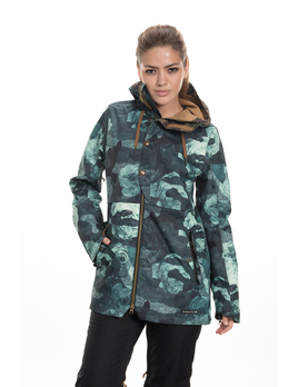 686 686 W'S CASCADE SHELL JACKET