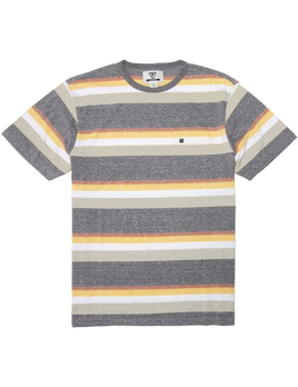 VISSLA VISSLA M'S LOW BLOW S/S KNIT POCKET TEE