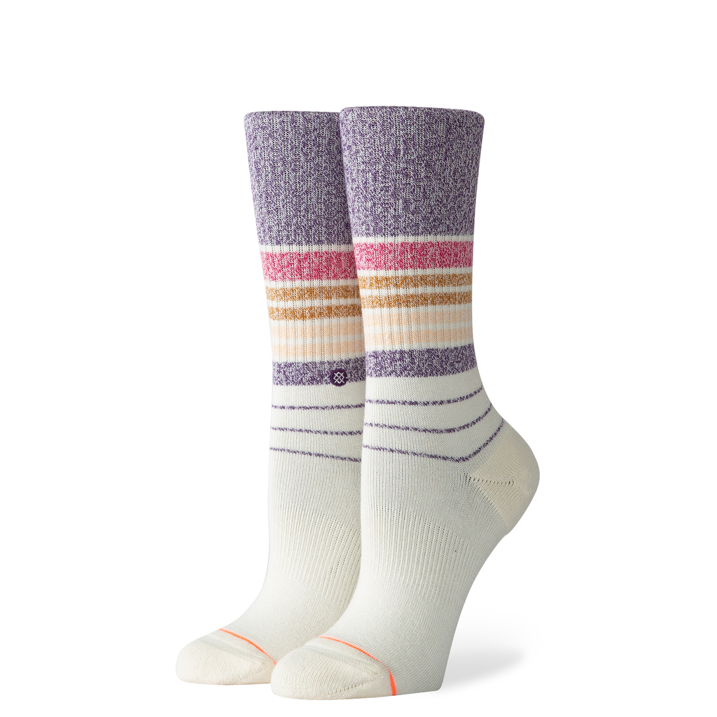 STANCE STANCE W'S BRING IT BACK CREW SOCK