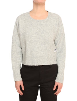 PLENTY PLENTY W'S HAYLIE CROP SWEATER