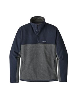 PATAGONIA PATAGONIA M'S LIGHTWEIGHT BETTER SWEATER MARSUPIAL PULLOVER