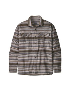 PATAGONIA PATAGONIA M'S LONG-SLEEVED FJORD FLANNEL SHIRT