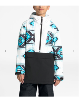 TNF THE NORTH FACE YOUTH FREEDOM INSULATED ANORAK