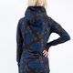 EIVY EIVY W'S BLUE ORCHARD ICECOLD HOOD TOP