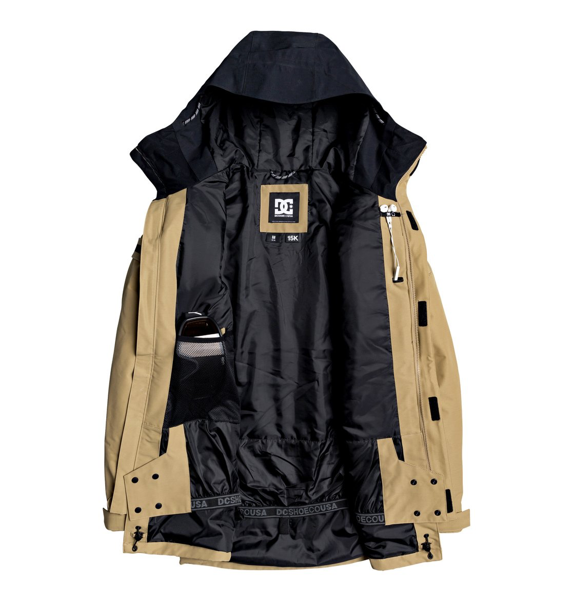 DC DC MEN'S HAVEN JACKET