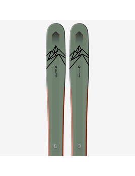 SALOMON SALOMON JR N QST RIPPER M SKI