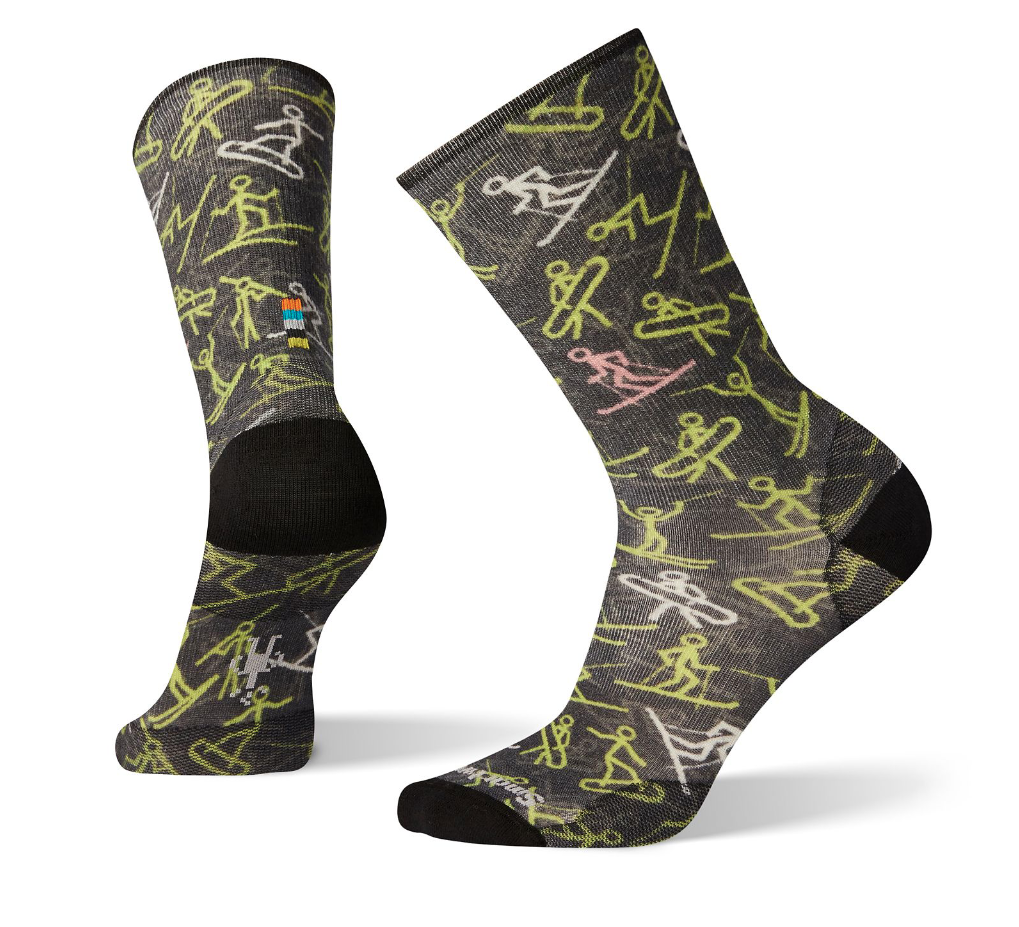 SMART WOOL SMARTWOOL M'S CURATED CREW