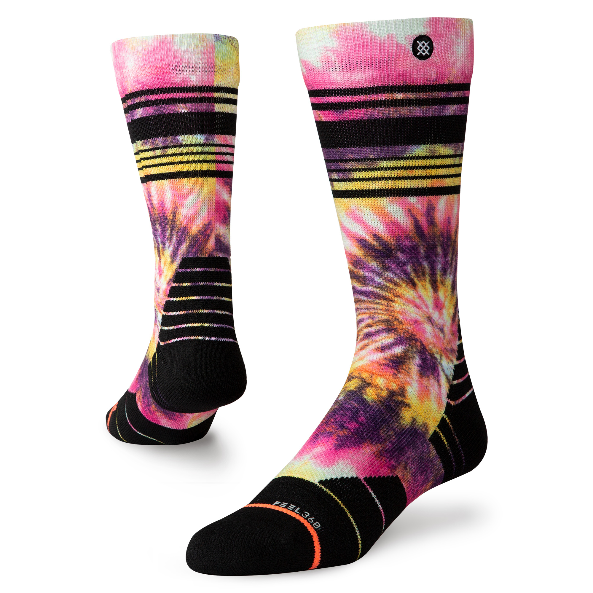 STANCE STANCE W'S MOUNTAIN 2-PACK SNOW SOCK