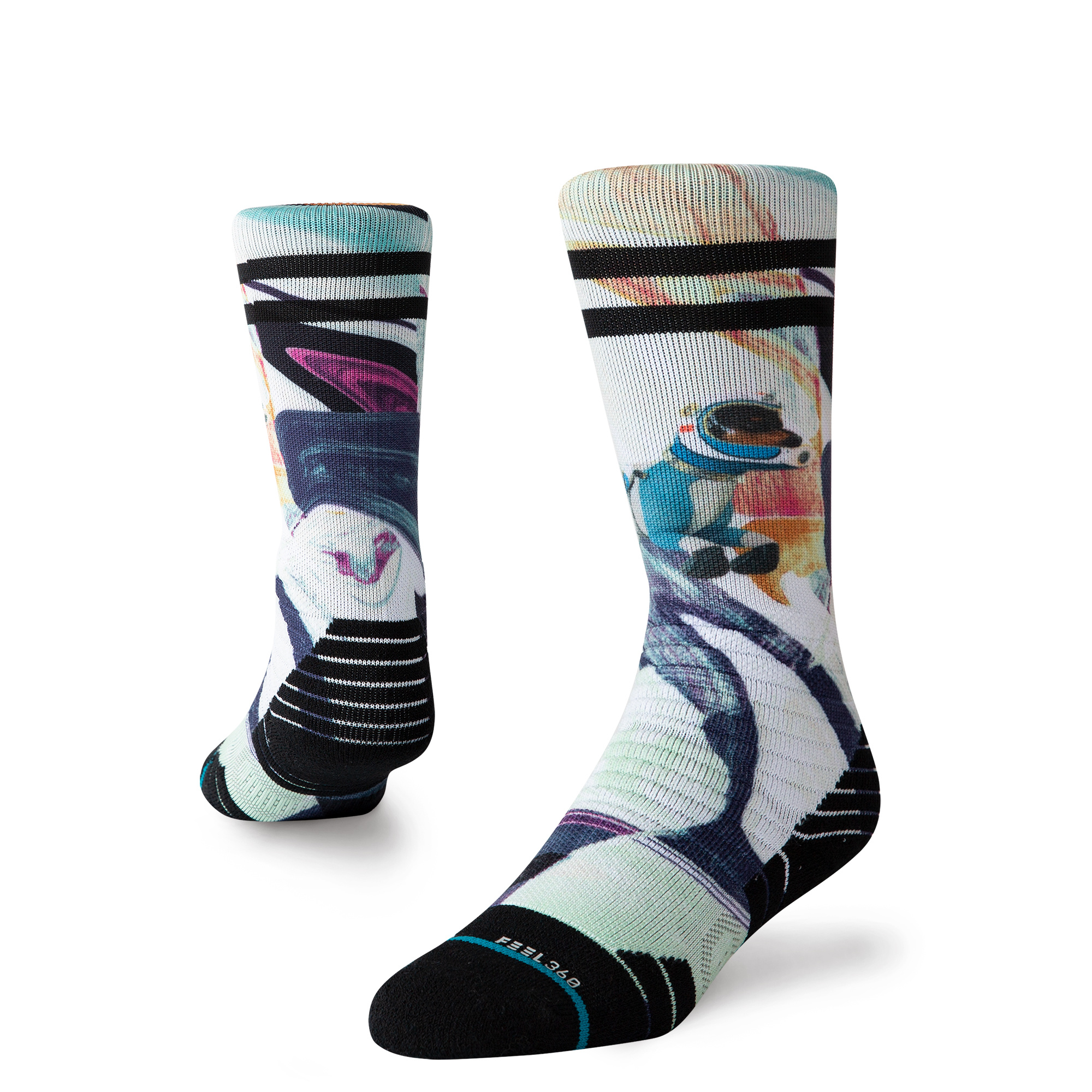 STANCE STANCE KIDS PERFORMANCE BLEND SNOW SOCK