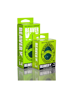 BEAVERWAX BEAVERWAX 155g SNOW WAX