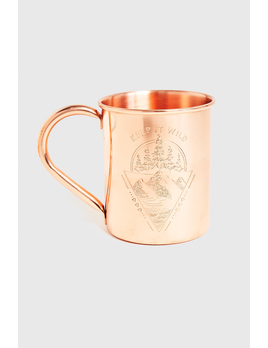 UNITED BY BLUE UNITED BY BLUE KEEP IT WILD 14OZ COPPER MUG