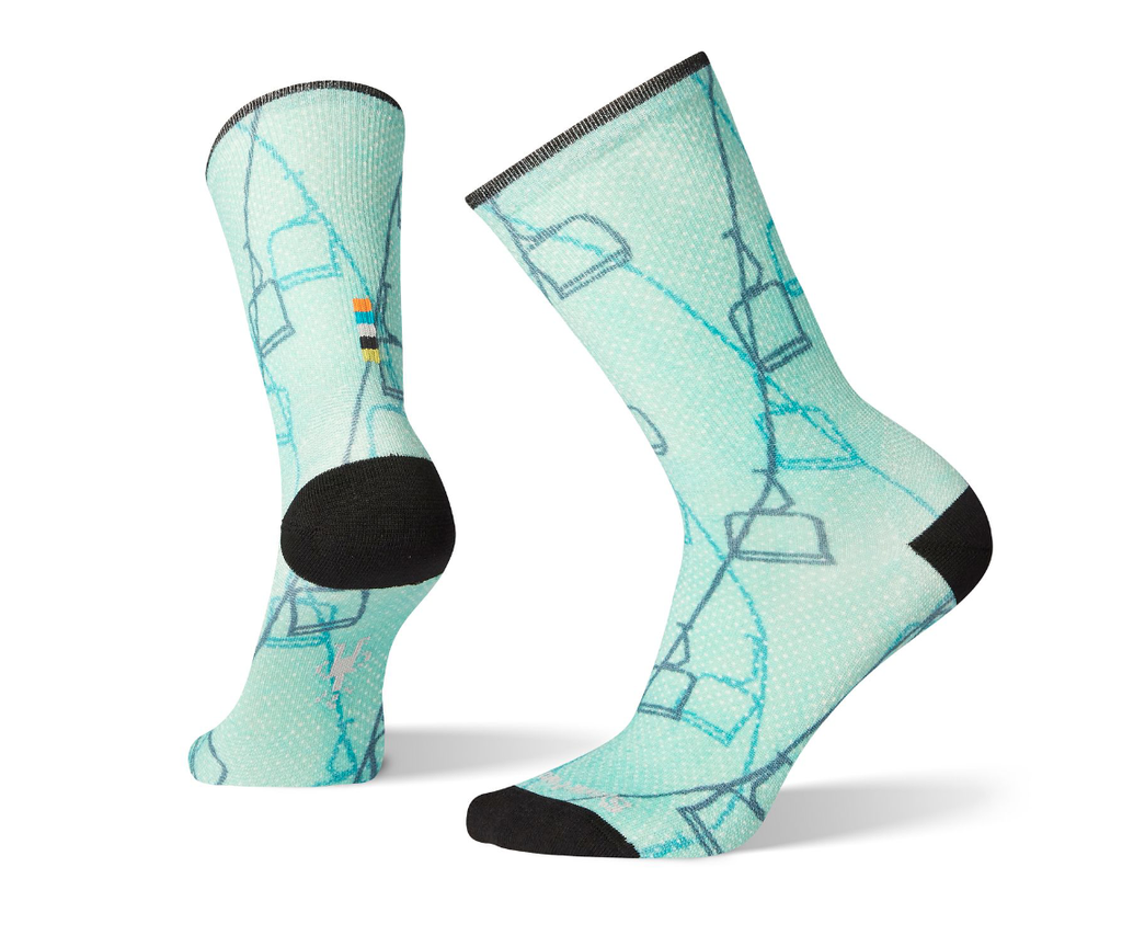 SMARTWOOL SMARTWOOL W'S CURATED SOCK