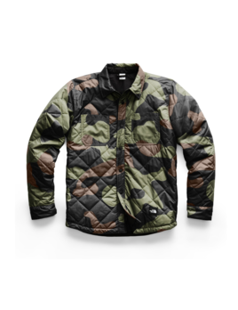 TNF THE NORTH FACE M'S FORT POINT INSULATED FLANNEL