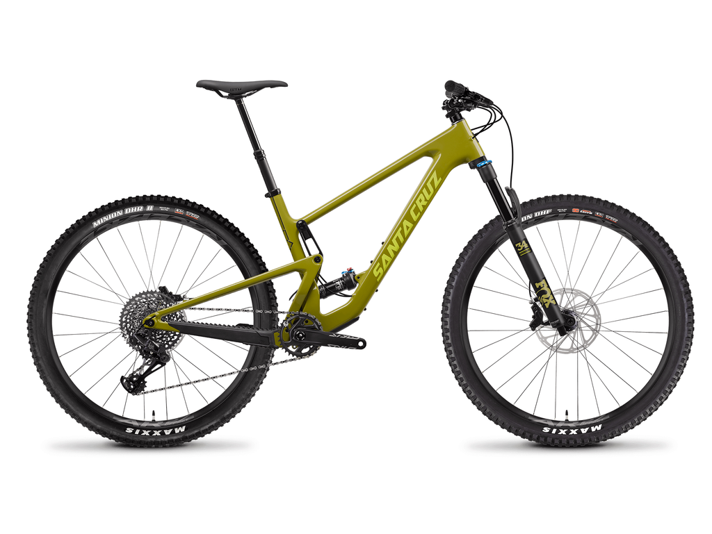 SANTA CRUZ 20 SANTA CRUZ TALLBOY - C / S / 29 / CUSTOM UPGRADE