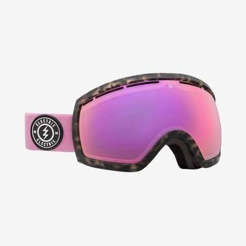 Electric Electric EG2.5 Snow Goggle - Tort + Mauve Brose/Pink Chrome