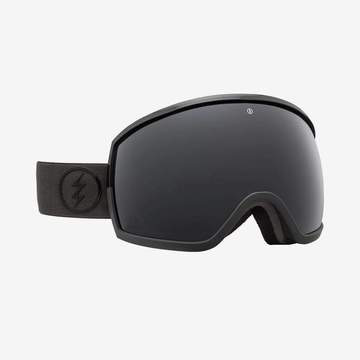 ELECTRIC ELECTRIC EGG GOGGLE - DARK SIDE + JET BLACK