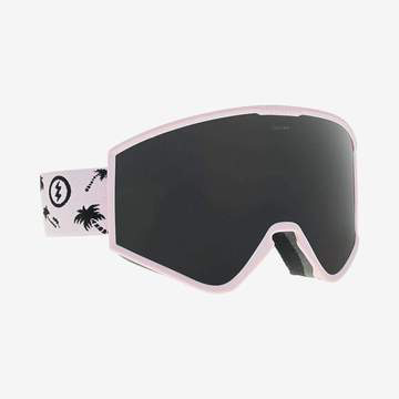 Electric Electric Kleveland Snow Goggle - Possy Pink + Jet Black