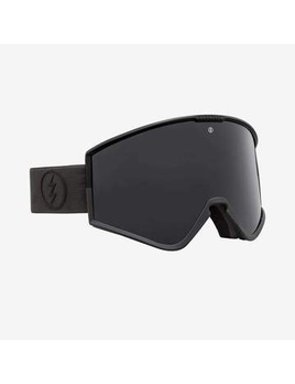 ELECTRIC ELECTRIC KLEVELAND GOGGLE - DARK SIDE + JET BLACK