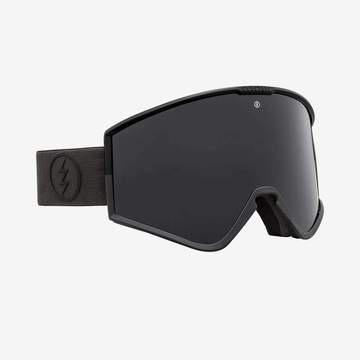 Electric Electric Kleveland Snow Goggle - Dark Side + Jet Black