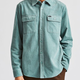 BRIXTON BRIXTON M'S BOWERY LONG SLEEVE FLANNEL