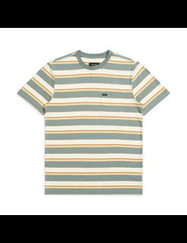 BRIXTON Brixton M's Hilt Short Sleeve Pocket Knit Tee
