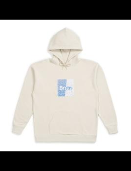 BRIXTON Brixton M's Crowd Hooded Fleece Sweatshirt