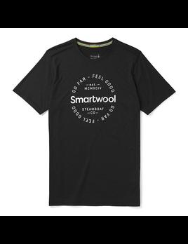 SMARTWOOL Smartwool M's Merino Sport 150 Go Far Feel Good Tee
