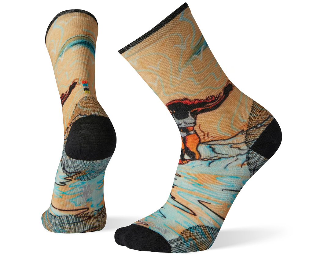 SMARTWOOL Smartwool M's Curated Evening Crew Socks