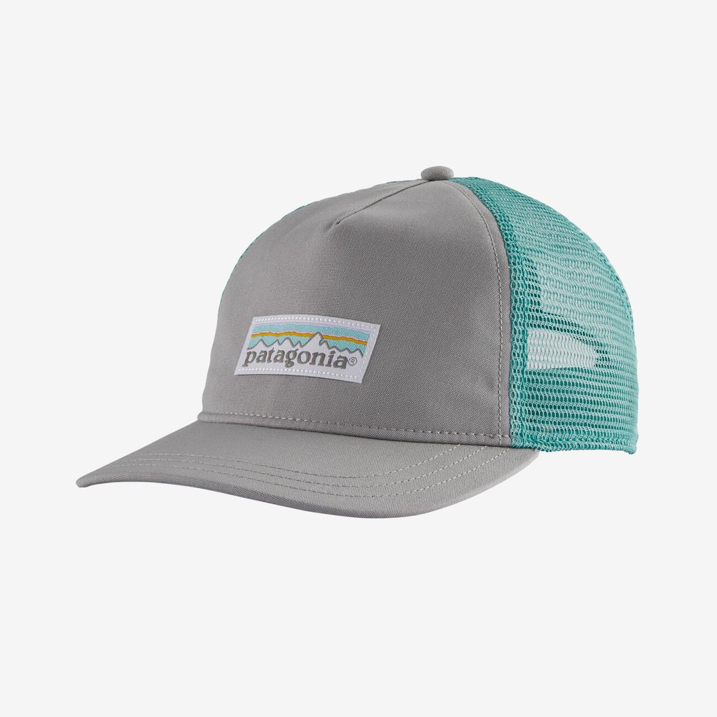 PATAGONIA Patagonia Pastel P-6 Label Layback Trucker Hat