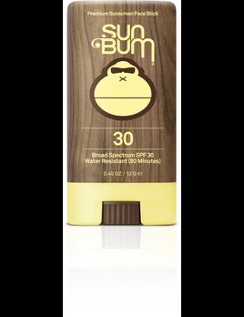 SUNBUM Sun Bum Original SPF 30 Sunscreen Face Stick – 0.45 oz