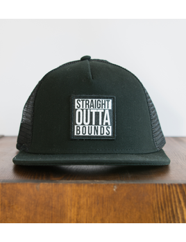 Outtabounds Outtabounds Straight Outta Bounds Mesh Hat