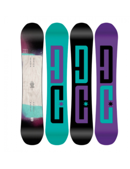 DC DC Women's Forever Snowboard (2019)