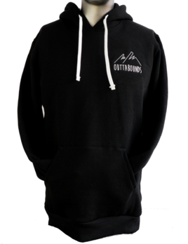 Outtabounds Outtabounds Line Logo Bamboo Shop Hoodie