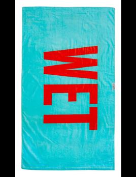 Leus Leus Wet Surf Towel