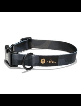 WOLFGANG Wolfgang DarkCamo Dog Collar (Medium)