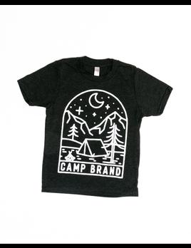 CampBrand Goods Camp Brand Kids Stargazer Tee