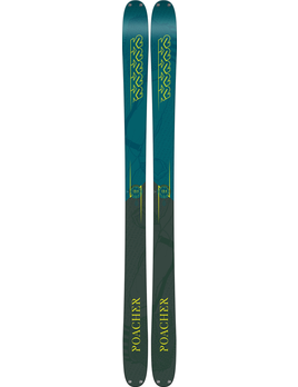 K2 K2 Men's Poacher Ski (2019)