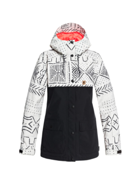 DC DC Women's Cruiser Snow Jacket