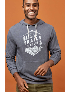 UNITED BY BLUE United By Blue M's Follow Trails Hoodie