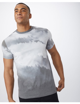 TENTREE TenTree Men's Foggy Mountains Tee