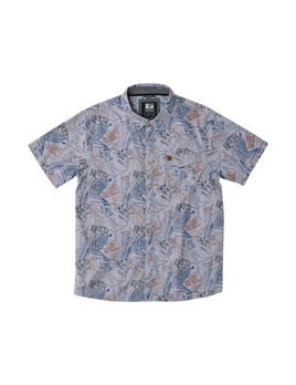 Hippy Tree HippyTree Men's Safari Woven Shirt