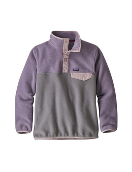Patagonia Patagonia Girls Lightweight Synchilla Snap-T Pullover