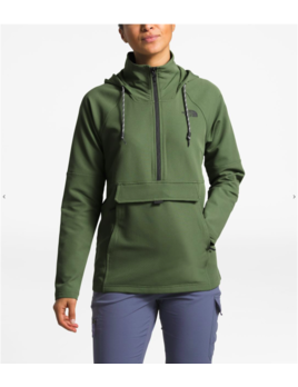 TNF The North Face Women's Tekno Ridge Pullover Hoodie